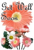 Get Well decoration flowers