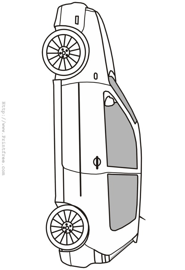 Tuner Car Coloring Pages : Tuner car coloring pages transformer cars