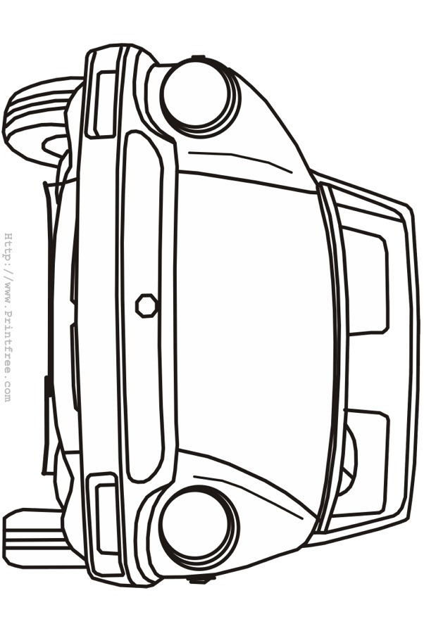 british convertible outline image