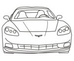 More Car Coloring Pages