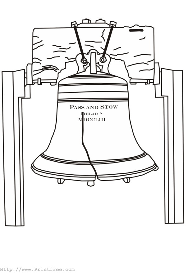 liberty bell outline more information on ciuchy